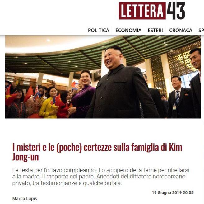 Cattura Kim