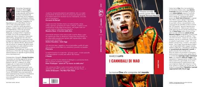 I Cannibali di Mao - di Marco Lupis - Copertina completa def.