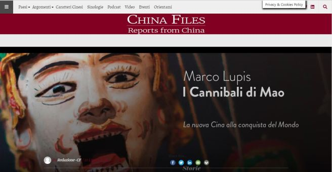 Cattura.China Files Cannibali